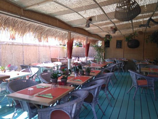 la terrasse de rêve - Picture of Line-Up Cafe, Capbreton - TripAdvisor