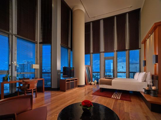 the setai ocean suites two bedroom suite