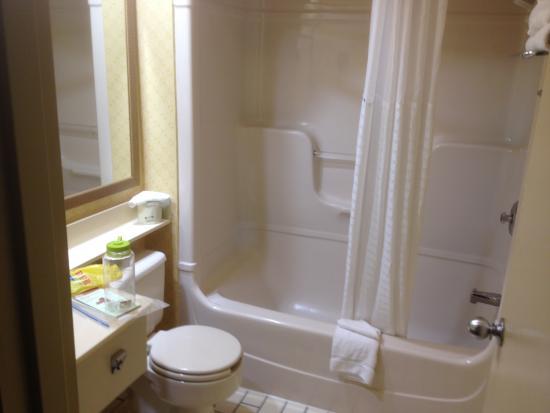 Bathroom Fixtures Utica Ny days inn (utica) - bathroom in my room - picture of days inn utica