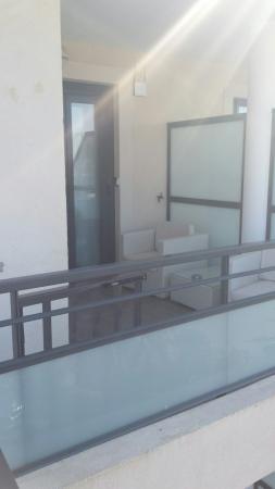 Hotel Baptistin: Terrasse privée compris dans la chambre