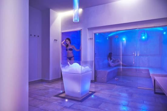 Resort Collina d'Oro: SPA