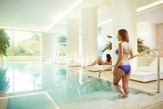 Resort Collina d'Oro : Indoor Pool