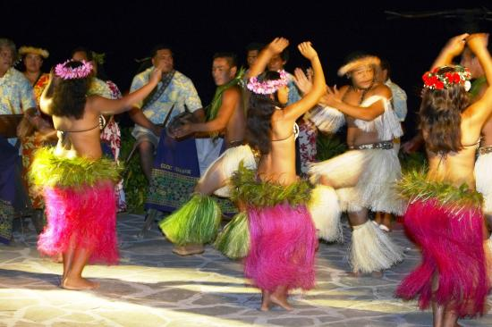 Pacific Resort Aitutaki : Immerse yourself in Polynesian culture