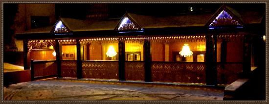 Lesny Dworek Restaurant