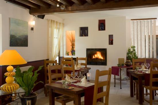 La Maison du Lac : restaurant