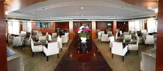 New World Saigon Hotel: Awesome Club Lounge!