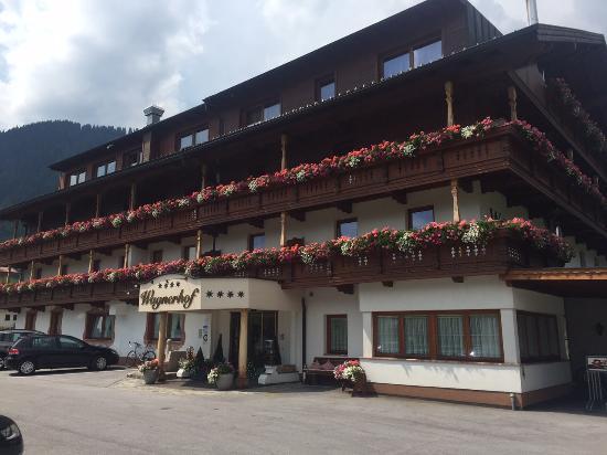 Hotel Wagnerhof: Front