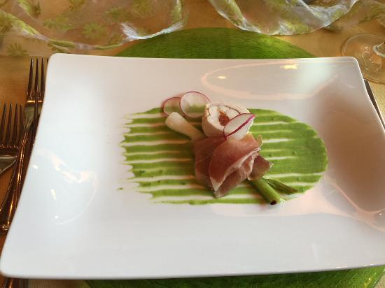 Hotel Wagnerhof: Abendessen