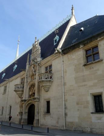 Musee Historique Lorrain : le palais ducal abritant le musée
