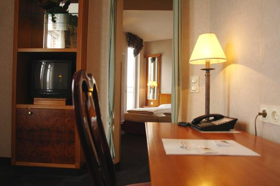 Park-Hotel Norderstedt : Junior Suite