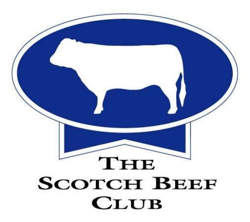 The Acarsaid: Proud members of The Scotch Beef Club