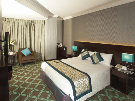 Mercure Abu Dhabi Centre Hotel: Double Room