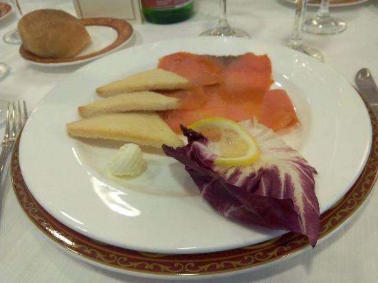 Hotel Restaurant Rossemi : Qualche sciccheria del locale e di ciò che si può degustare.