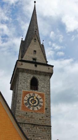 Church of the Ursuline : Campanile:particolare