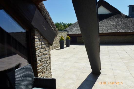 Hotel Remes Sport & Spa : Taras