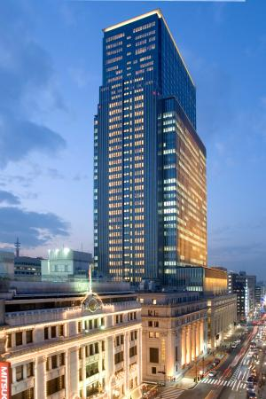 Mandarin Oriental, Tokyo: Hotel Exterior