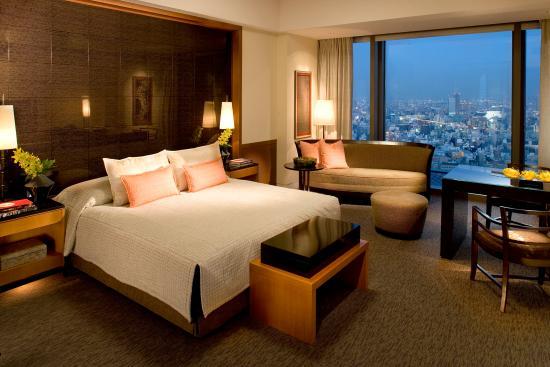 Mandarin Oriental, Tokyo: Guest room