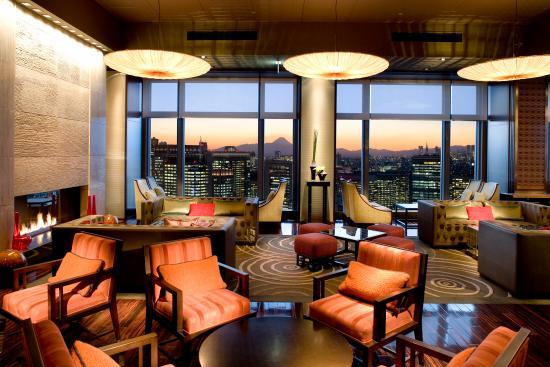 Mandarin Oriental, Tokyo: Oriental Lounge