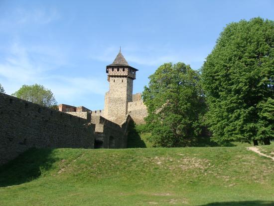 Helfstyn Castle
