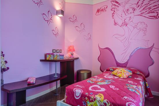 Cameretta winx foto di blu suite hotel bellaria igea - Foto delle camerette ...