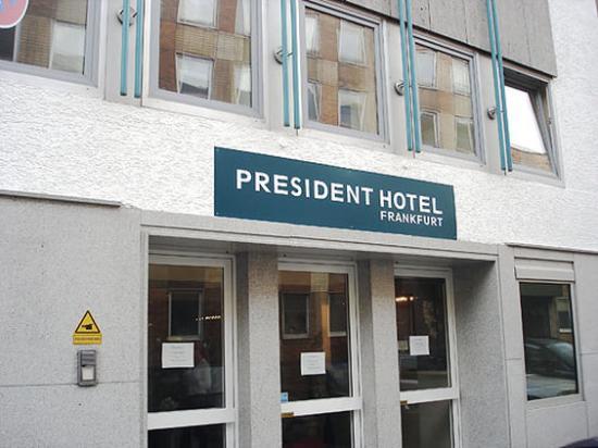 Photo of President Hotel Frankfurt