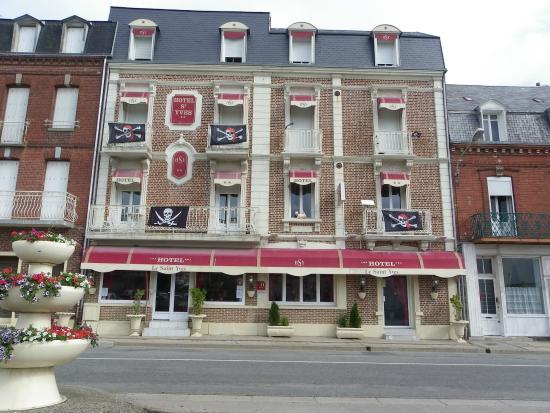 le saint yves : l'Hôtel Saint Yves