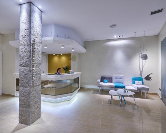 Hotel Meridional: Recepcion