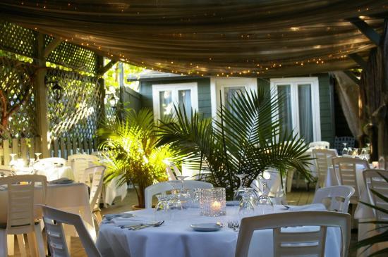 Restaurant Chez Noeser: Jardin Noeser