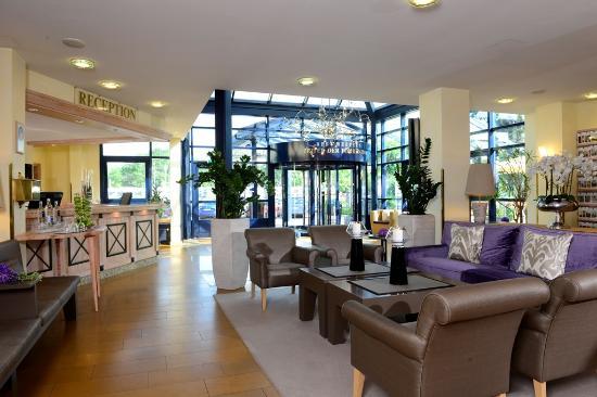 Best Western Hotel Der Föhrenhof: Lobby