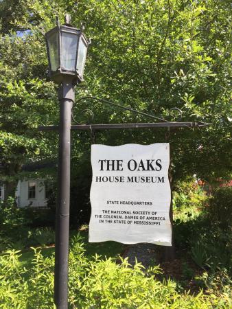 Oaks Museum House