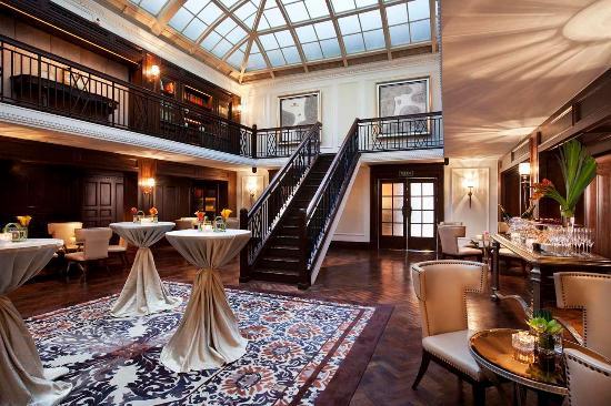 Waldorf Astoria Shanghai on the Bund: Writers' Hall