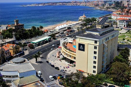 Vila Galé Estoril: Vista aéria | Aerial view