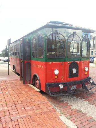 Trinidad Trolley