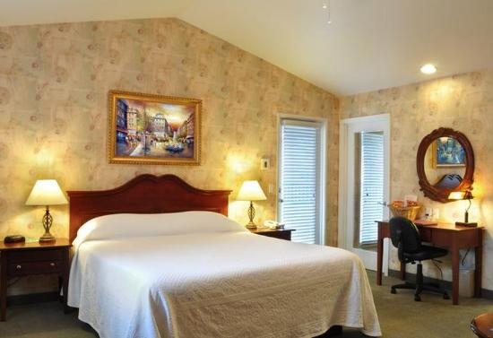 Grass Valley, CA: Guest room