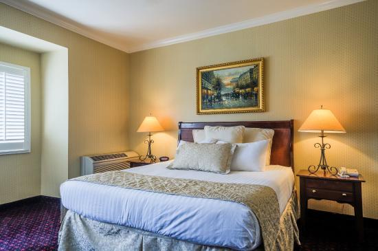 Grass Valley, CA: Luxury King Suite