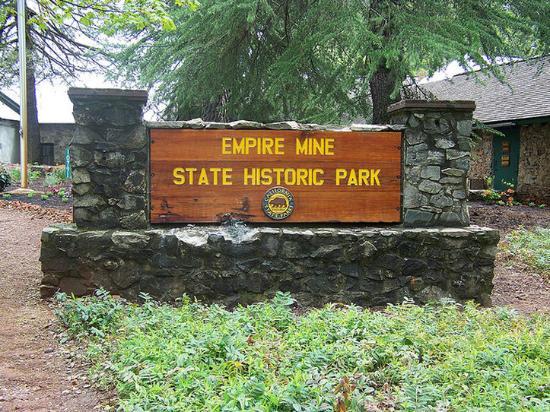 Grass Valley, Californie : Empire Mine State Park