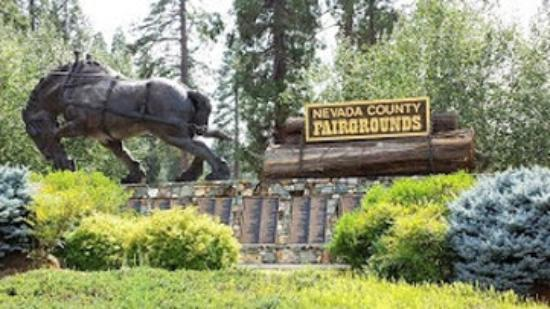 Grass Valley, CA: Nevada County Fairgrounds