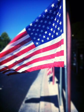 Grass Valley, Californie : Independence Day Parade