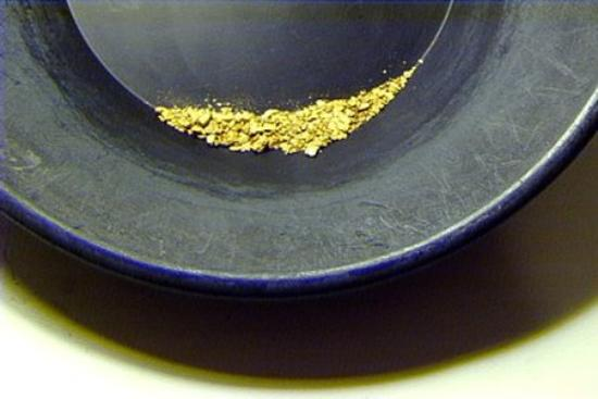 Grass Valley, CA: Gold Panning