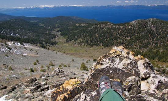 Grass Valley, CA: Hiking the high country