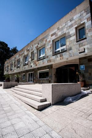 Hotel Inffinit Sanxenxo: Exterior Hotel