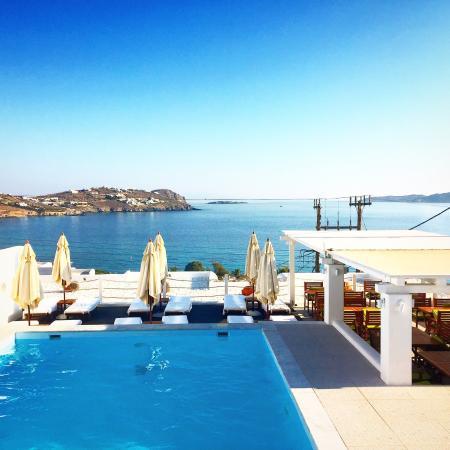 Pool - Lithos by Spyros & Flora Photo