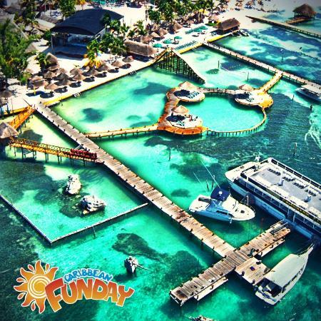 Caribbean Funday: En nuestro club de playa podrán pasar momentos muy divertidos en familia.