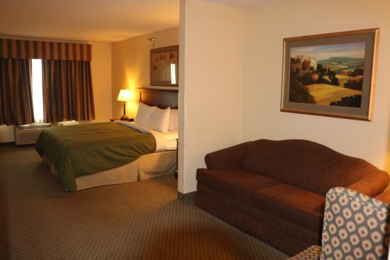 Country Inn & Suites By Carlson, St. Cloud East, MN: Room 321