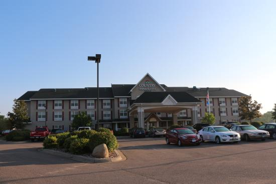 Country Inn & Suites By Carlson, St. Cloud East: Exterior