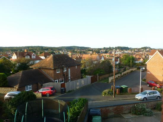 Camberley Guest House: View from the family room