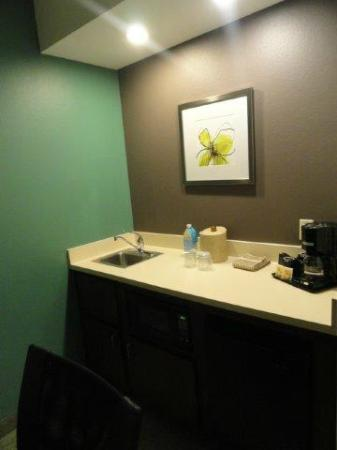 SpringHill Suites Dallas Addison/Quorum Drive: Номер