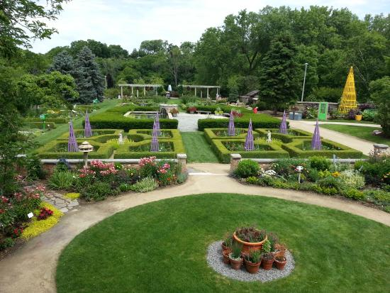 Small Garden Picture Of Rotary Botanical Gardens