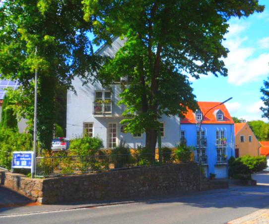 Falkenstein, Germania: Außen3