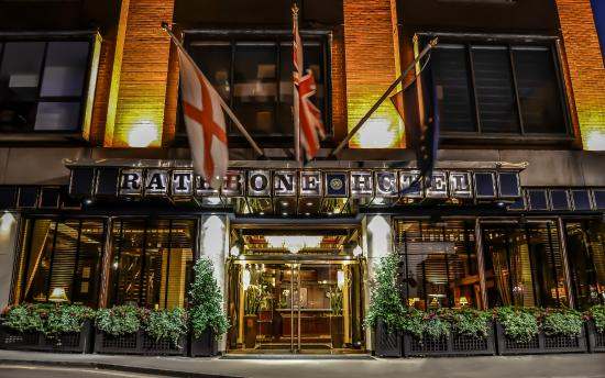 Rathbone Hotel London Reviews